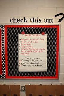 Great 3rd grade classroom blog