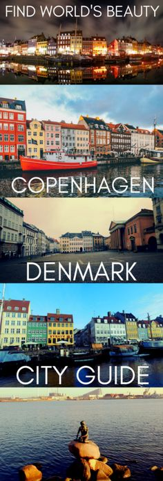 City guide: Copenhagen, Denmark – Find World's Beauty
