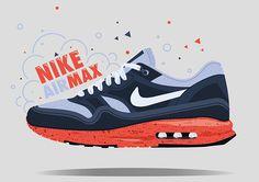 Nike AirMax on Behance by Rademan
