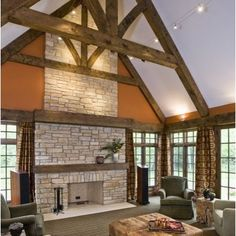Cathedral Ceiling Design Pictures Remodel Decor And Ideas Page 8 Family Room