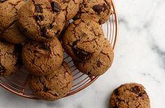 Wholefood Choc Chip Cookies