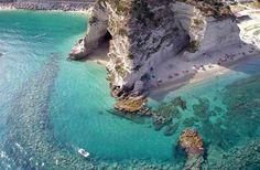 La spiaggia della Linguata
