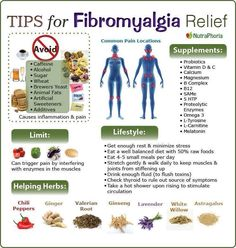 Tips for Fibromyalgia Relief