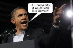 """Congressman Asks Obama For """"Immediate Support"""" With Detroit Bankruptcy 