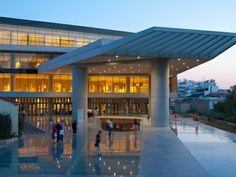 Athens Greece Attractions | Athens Acropolis Museum