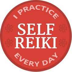 If I were looking for a Reiki practitioner or teacher and I could ask only one question, that question would be: Do you practice daily Reiki self-treatment?   ~☆~I do ~☆~