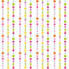 Free digital happily colored scrapbooking paper- ausdruckbares Geschenkpapier - freebie | MeinLilaPark – DIY printables and downloads