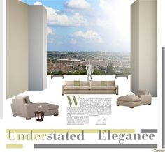 """Understated Elegance: Editorial Style"" by kurious on Polyvore"