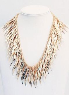 Love this necklace? It could be yours just in time for Summer! Go Enter To Win in Stiletto's Year Of Giveaways!