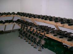 My gun room I wish.