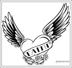 Coloring Pages Of Roses And Hearts - AZ Coloring Pages
