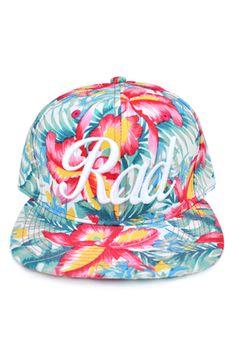 Hi Snapback Hat by Radisrad