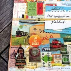 Vakantieboek uit mijn jeugd :-)