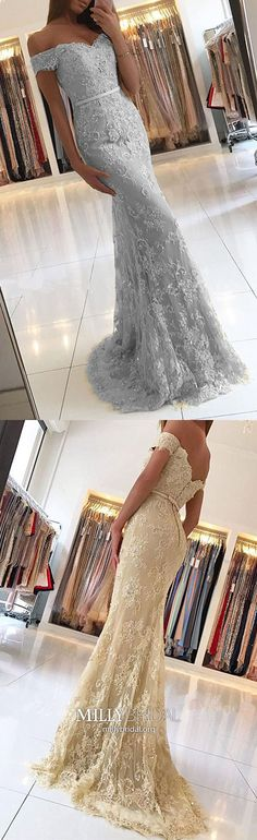 Light Slate Gray Prom Dresses Cap Sleeves,Long Formal Evening Dresses Mermaid,Off-the-shoulder Military Ball Dresses Tulle,Vintage Inspired Wedding Party Dresses Lace,Sexy Graduation Dresses Open Back Grey Prom Dress, Sparkly Prom Dresses, Simple Prom Dress, Prom Dresses For Teens, Prom Dresses 2018, Tulle Prom Dress, Prom Dresses Online, Mermaid Prom Dresses, Prom Party Dresses
