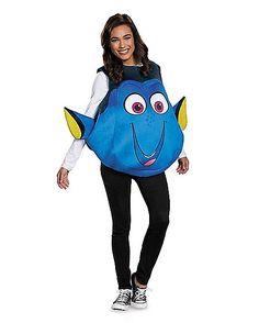 Adult Dory Costume - Finding Dory - Spirithalloween.com