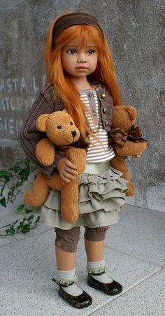 Alexia  Angela Sutter doll