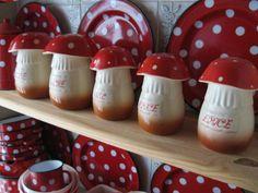 """Champignons """"pots à épices"""""""