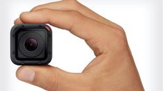 GoPro Just Announced a New Camera, & It's Their Smallest Yet