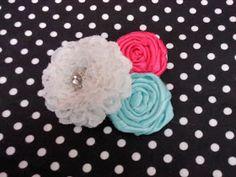 Sew Fantastic: Ribbon rose