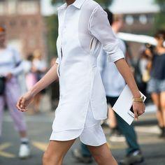 aa26c05efc464 white Chemise Blanche, Robe, Manteau, Classique, Prêt À Porter,  Vestimentaire,