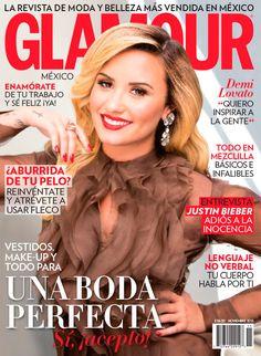 Demi Lovato protagoniza nuestra edición de noviembre 2013 con un estilo 100% ladylike.