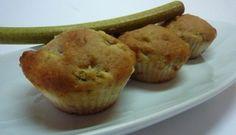 Recette Muffins à la rhubarbe - Recettes du Québec