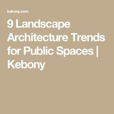 9 Landscape Architec