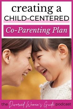 Supporting children while going through a divorce can be difficult, but creating mutual understanding and respect between us and the other parent is critical for a peaceful transition from one household to two. What does the ideal co-parenting situation look like? Who should have the final say in where and how our children live? Before we're able to create a plan that works for all members of the family, it's important to agree upon and define what co-parenting looks like to everyone… Step Parenting, Parenting Plan, Single Parenting, Parenting Hacks, Divorce And Kids, My Step Mom, Family Bonding, Tough Love, Mom Advice