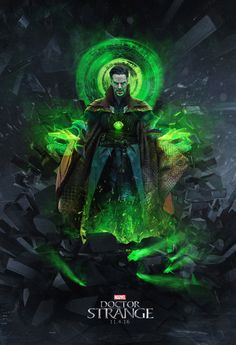 I went to see this a couple of weeks ago. I passed a woman just staring at a massive poster of Doctor Strange. I just whispered 'same. Marvel Doctor Strange, Doctor Strange Poster, Doctor Stranger Marvel, Dr Strange Movie, Marvel Comics, Marvel Fanart, Marvel Heroes, Marvel Avengers, Thor