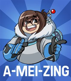 The Games of Chance: Overwatch: Mei Fan Art! Overwatch Mei, Overwatch Comic, Overwatch Fan Art, Overwatch Drawings, Overwatch Wallpapers, Supernatural Fan Art, V Games, Video Games, Fanart