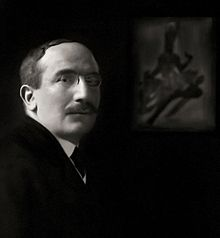 Leon Bakst (1866–1924), Russian painter, illustrator, costume and set designer | Image from all-art.org
