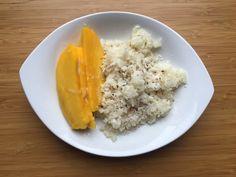 Mango Sticky Rice selber machen | Food | talkasia