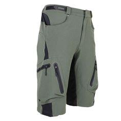 ARSUXEO Mens Sports Pants Cycling Clothing Bike Bicycle Shorts
