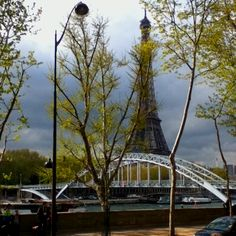 Paris and Eifel tower!!