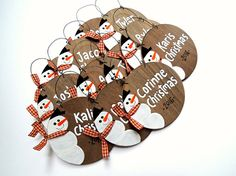 Family Christmas ornament Family Christmas gifts by cinnamontage