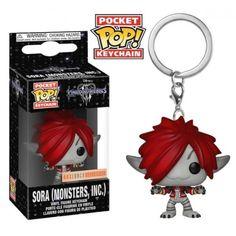 Funko Keychain Sora Monsters Inc