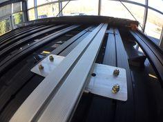 Alu-Cab Expedition III Roof Top Tent Mount for FrontRunner Slimline Roof Racks