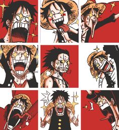 SUGOI!! Luffy - One Piece