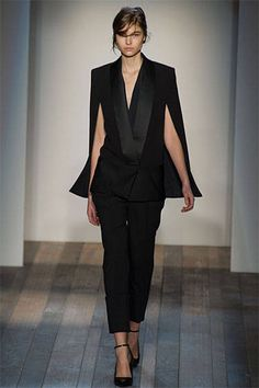 d68c588f9f New York Fall 2013 Trend Report. Tuxedo DressTuxedo ...