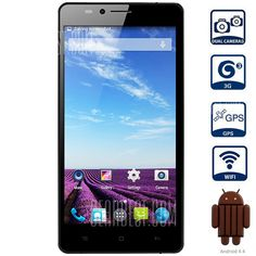 LANDVO L550 Android 4.4 3G, Free Shipping + 52% OFF, from GEARBEST   Main Features: RAM: 1GB ROM: 8GB Support Gravity/Light/Proximity Sensing System FM/MP3/MP4/Bluetooth/GPS Function Supported Note: This phone will only work with GSM+WCDMA networks: GSM 850/900/1800/1900MHz WCDMA 900/2100MHz
