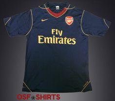 ARSENAL-Training-2007-2008-M-FOOTBALL-SHIRT-Jersey-Maglia-Camiseta-Soccer 6d65b357c08cb