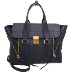 Medium Pashli Satchel with Strap