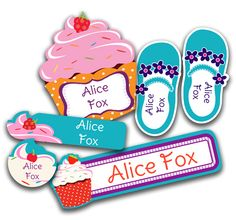 Treats & Tunes Labels Pack Personalize this adorable set of waterproof labels - 14% off today!