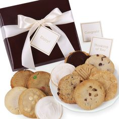 Gourmet Cookie Gift Box – MNM Gifts