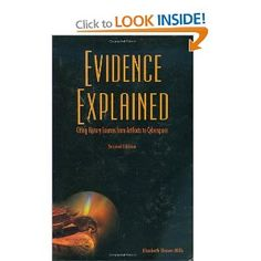 Evidence Explained: Citing History Sources from Artifacts to Cyberspace: Amazon.ca: Elizabeth Shown Mills: Books