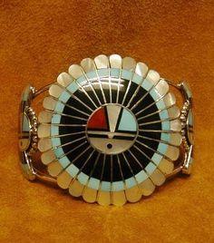 Larry, Lorinda Dickson, Zuni Jewelry