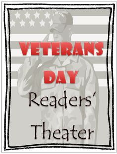 Present this two-script readers' theater at your Veterans Day Assembly. Veterans Day Activities, Music Activities, Holiday Activities, Reading Fluency, Teaching Reading, Learning, Script Reader, 3rd Grade Social Studies, Teacher Helper