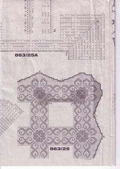 Burda Special Patchwork Croché - Barbara H. - Álbuns Web Picasa