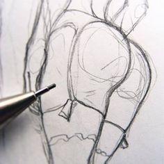 Your butt is a framed piece of art. #erotic #eroticart #erotique #erotismo #erotism #art #artwork #drawing #nudeart #lineart #sex #sexydrawing #eroticdrawing #line #ink #ilustracionerotica #minimal #notebook #sketch #sketchbook #fabercastell #pencil #nachocasanova #illustration #eroticillustration #artistofinstagram