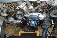 Great  2001 Jeep Grand Cherokee Water Pump